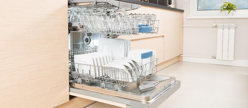 Montering af opvaskemaskine - VVS-service