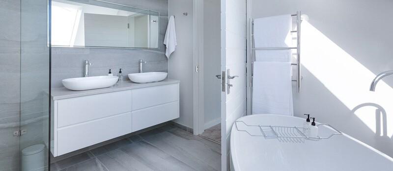 Moderne nyt badeværelse - VVS-service
