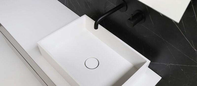 Montering af håndvask - VVS-firma Hellerup / Gentofte